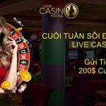 <span>Hướng dẫn nạp tiền cá cược Live casino house</span>