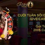 <span>Thực hư tin đồn nhà cái Live casino house bị bắt</span>