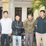 <span>Công an huyện Can Lộc bắt giữ liên tiếp 5 vụ đánh bạc</span>
