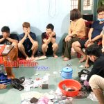 <span>Bắt quả tang sới bạc gồm 11 người tham gia tại Bình Phước</span>