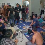 <span>Triệt phá tụ điểm đánh bạc bắt giữ 44 con bạc tại Đắk Lắk</span>