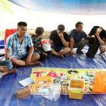 <span>Triệt phá tụ điểm đánh bạc của 7 đối tượng tại Tây Ninh</span>