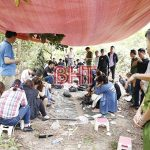 <span>Bắt quả tang 17 đối tượng tham gia đánh bạc tại Hà Tĩnh</span>