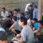 <span>Công an tỉnh Nghệ An bắt quả tang tụ điểm đánh bạc quy mô lớn</span>
