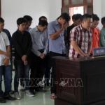 <span>20 đối tượng tổ chức đánh bạc tại Phú Yên bị khởi tố</span>