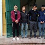 <span>Công an Nam Định triệt phá đường dây đánh bạc qua mạng khủng</span>