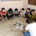 <span>Tạm giữ hình sự 11 người tham gia đánh bạc ở Tây Ninh</span>