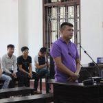 <span>Khởi tố đối tượng đánh bạc và tổ chức đánh bạc dưới chân núi huyện Lương Sơn</span>
