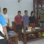 <span>Công an tỉnh Đắk Lắk đồng loạt triệt phá nhiều tụ điểm đánh bạc</span>