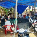 <span>Công an huyện Hòa Vang bắt quả tang tụ điểm tổ chức đánh bạc bằng đá gà</span>