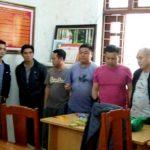 <span>Khởi tố các đối tượng trong vụ án đánh bạc tiền tỉ trên đồi thuộc tỉnh Thanh Hóa</span>