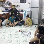 <span>Xóa tụ điểm lắc tài xỉu ăn tiền tại Đồng Nai, bắt giữ 14 đối tượng</span>