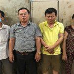 <span>Công an huyện Long Thành bắt quả tang 04 đối tượng tham gia đánh bạc</span>