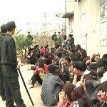 <span>Đột kích sới bạc quy mô lớn tại Lào Cai, tạm giữ hơn 70 đối tượng</span>