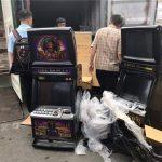 <span>Phát hiện và thu giữ 37 máy đánh bạc cấm nhập khẩu vào Việt Nam</span>