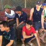 <span>Đột nhập sới đá gà tại Nghệ An, bắt quả tang nhiều đối tượng</span>