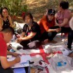 <span>Bắt chiếu bạc có nhiều quý bà tham gia đánh bạc ở Lâm Đồng</span>