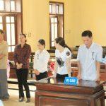 <span>7 đối tượng ở Hà Tĩnh đều nhận án tù với hành vi tổ chức lô đề trái phép</span>