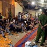 <span>Bộ Công an phá sới bạc cực khủng tại Lào Cai, bắt giữ 77 đối tượng</span>