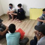 <span>Đột kích 2 ổ bạc ở Hà Nội, bắt quả tang 20 người đánh bạc</span>