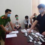 <span>Phát hiện nhóm người Trung Quốc thuê khách sạn, tổ chức đánh bạc</span>