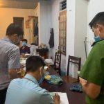 <span>Đột nhập tụ điểm đánh bạc bất chấp lệnh cách ly xã hội tại Đắk Lắk</span>