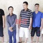 <span>Tạm giữ 5 đối tượng tham gia đánh bạc trong quán cà phê tại Hà Tĩnh</span>