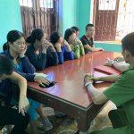 <span>Tạm giữ các đối tượng tham gia đánh bạc tại Quảng Bình</span>