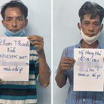<span>Nhóm 6 người sát phạt bằng trò đá gà ăn tiền bị bắt tại Phú Nhuận</span>