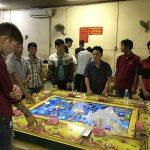 <span>Triệt phá tụ điểm đánh bạc núp bóng game bắn cá tại Đồng Nai</span>