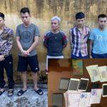 <span>Công an tỉnh Thanh Hóa triệt phá đường dây đánh bạc qua mạng trên 10 tỷ đồng</span>