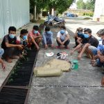 <span>Tạm giữ 14 con bạc trốn trong vườn cao su tổ chức đá gà ăn tiền</span>