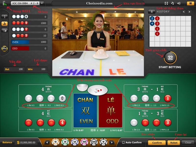 Tìm hiểu những nhà cái để chơi xóc dĩa online uy tín nhất năm 2020