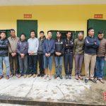 Công an Can Lộc bắt giữ liên tiếp 5 vụ đánh bạc trong vòng 5 ngày