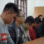 Khởi tố 56 đối tượng trong đường dây đánh bạc qua mạng tại Hà Nội