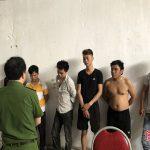 Khởi tố 7 con bạc sát phạt nhau tại nhà thờ họ ở Hà Tĩnh