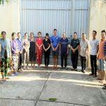 Khởi tố, bắt giam 15 đối tượng đánh bạc tại An Giang