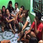 Triệt phá sới bạc của 21 đối tượng tại Khánh Hòa