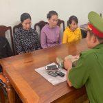 4 phụ nữ cầm đầu đường dây đánh bạc ở Đắk Lắk