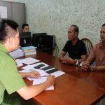Công an huyện Yên Thủy đấu tranh hiệu quả với tội phạm và tệ nạn cờ bạc