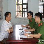 Khởi tố các đối tượng tổ chức đánh bạc qua hình thức lô đề tại Nghệ An