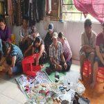 Phá sòng bạc trong căn nhà ven sông ở Kiên Giang, thu giữ gần nửa tỉ đồng