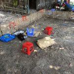 Sới bạc đá gà và tài xỉu tại Long An bị triệt phá