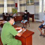 Tạm giữ một số đối tượng cầm đầu đường dây đánh bạc tại Kiên Giang