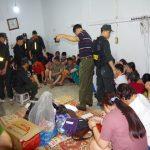 Triệt phá sới bạc quy mô lớn tại Hà Giang