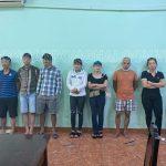 Triệt phá tụ điểm đánh bạc tại bãi đất trống, bắt giữ 23 đối tượng tại Đồng Nai