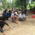 Bắt quả tang 23 đối tượng tụ tập đá gà trong vườn cây ở Tiền Giang