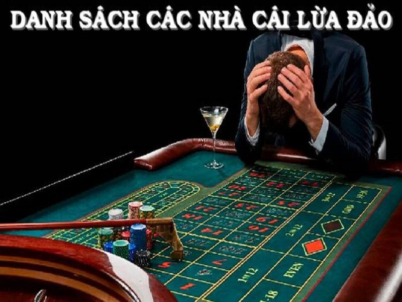 Cách nhận biết một số nhà cái casino trực tuyến lừa đảo hiện nay