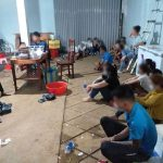 Công an Đắk Nông triệt phá tụ điểm đánh bạc, thu giữ 380 triệu đồng