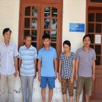 Khởi tố 5 đối tượng đánh bạc bằng ghi lô đề tại Hà Tĩnh